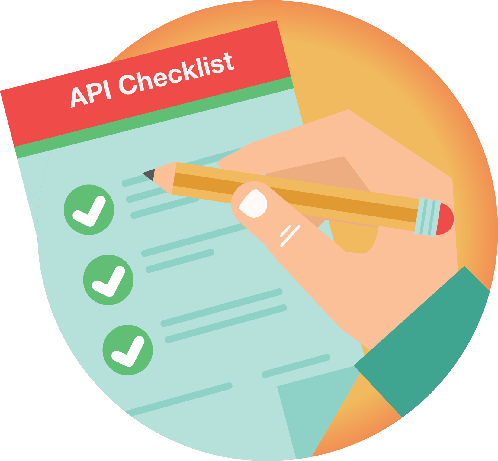 Using the API is simple to get started and maintain